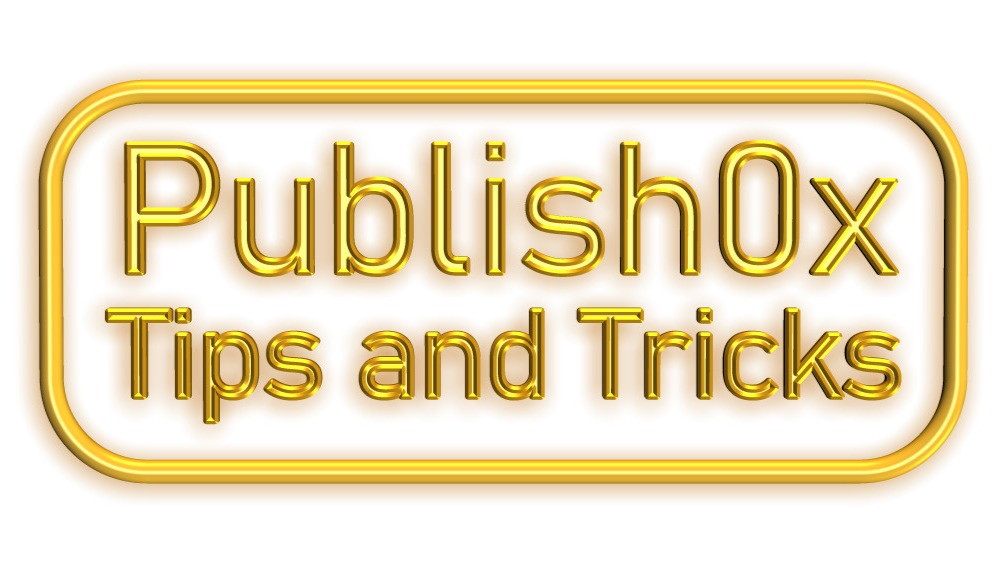 My Personal History and Ten Publishing Commandments For Publish0x Authors