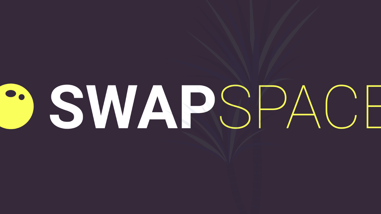 Swapspace Logo with Growth