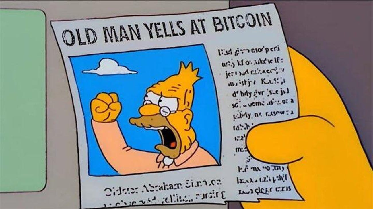 """""""I've Got Your Gas Fees RIGHT HERE, You HODLing Hooligans!"""""""