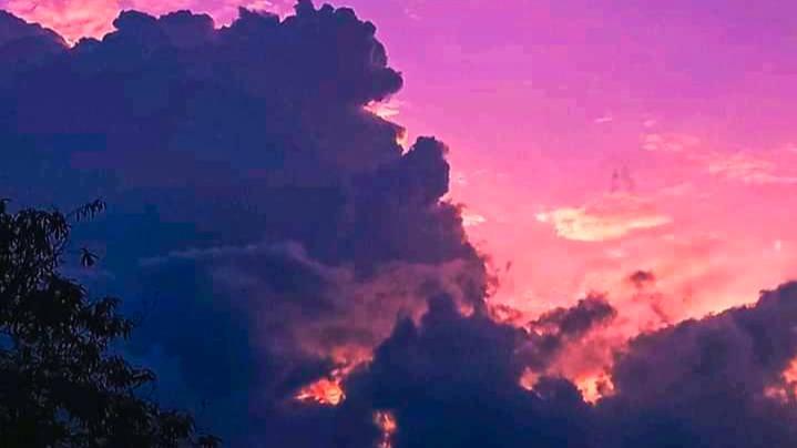 Beauty of Sunset