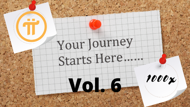 Journey to 1000x - Vol. 6