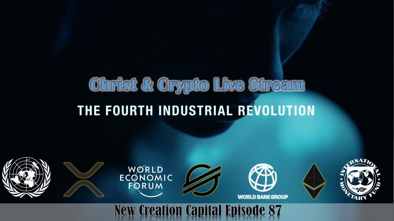 Episode 87: Fourth Industrial Revolution - Live Stream