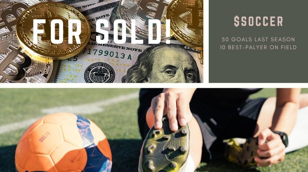 Sellling soccer player
