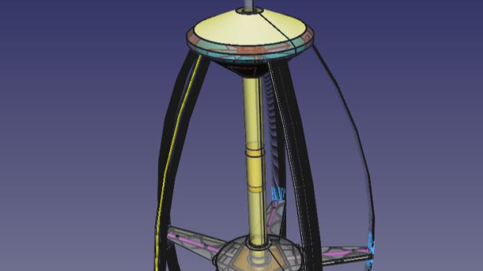 GyroWind Rotor