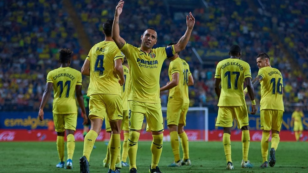 Villarreal won by 5-1 Real Betis goal.