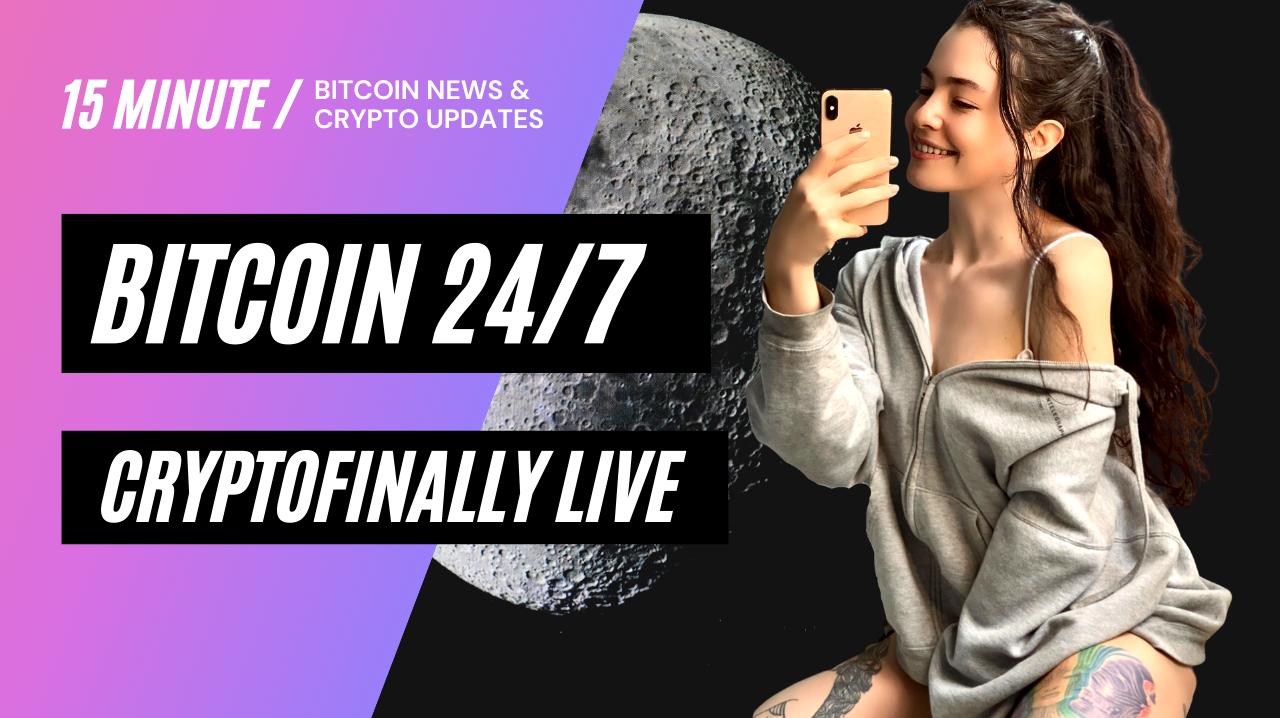 CryptoFinally Bitcoin News Bitcoin Price Defi Farming Rachel Siegel Crypto Finally Ethereum NFTs