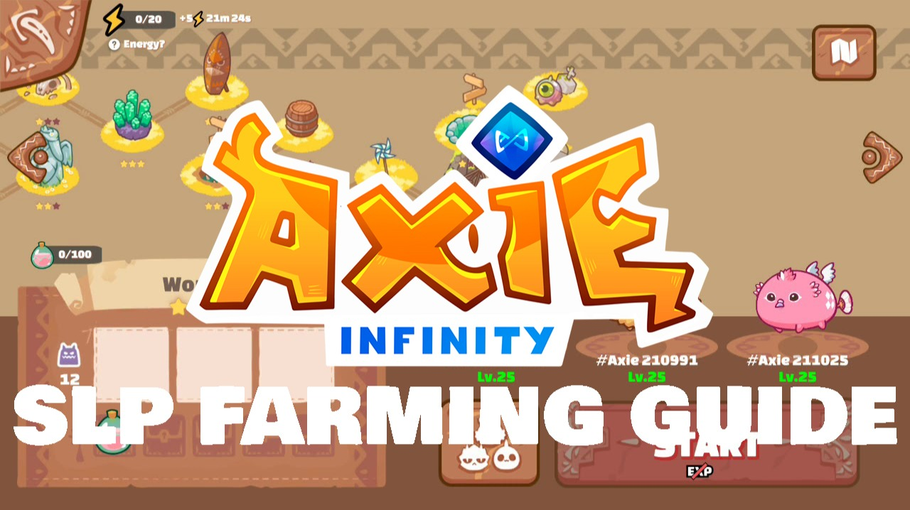 Slp Farming Guide Making The Most Slp In Axie Infinity