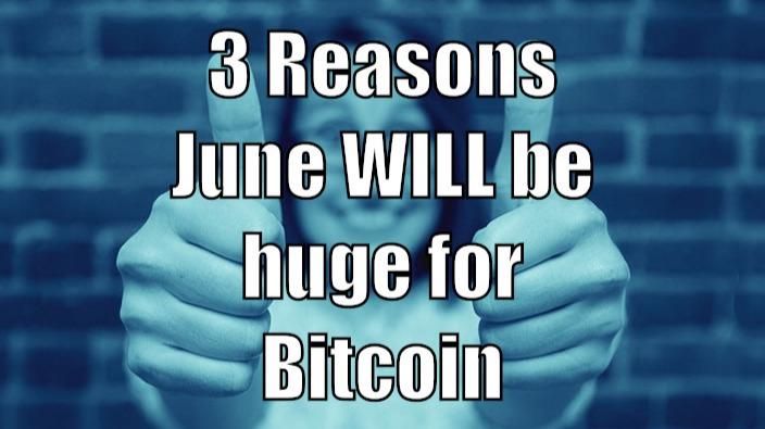 June 2020 Bitcoin will hit records