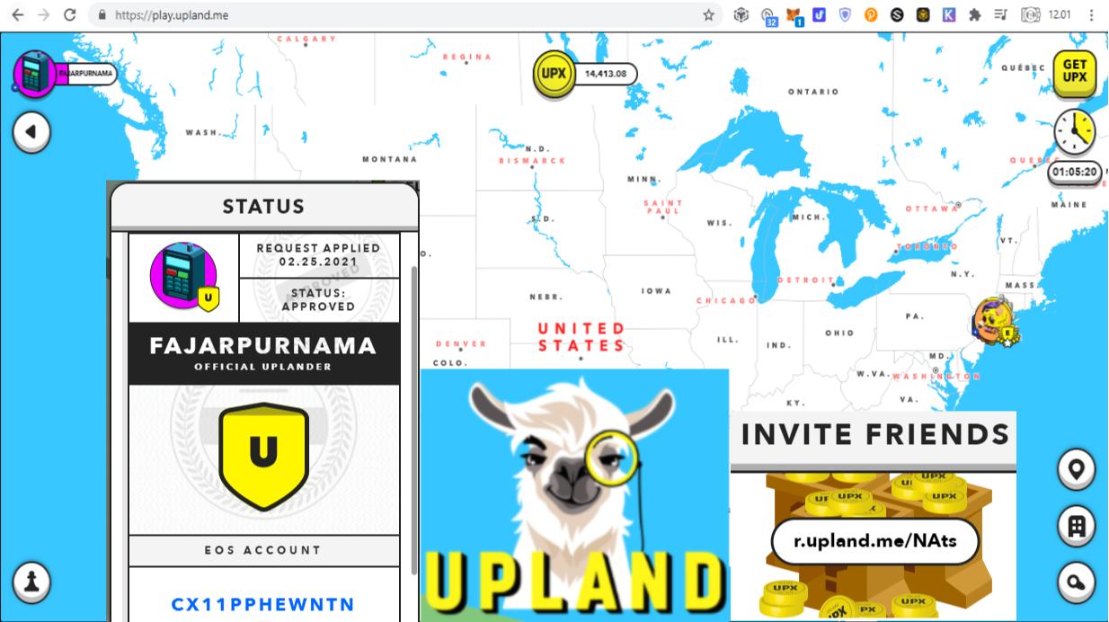 Upland featured image