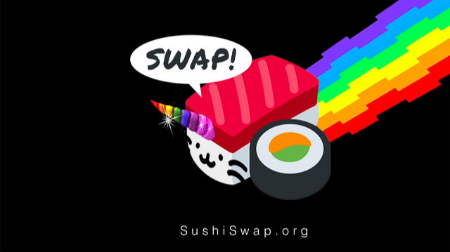 Sushiswap New Look This Year