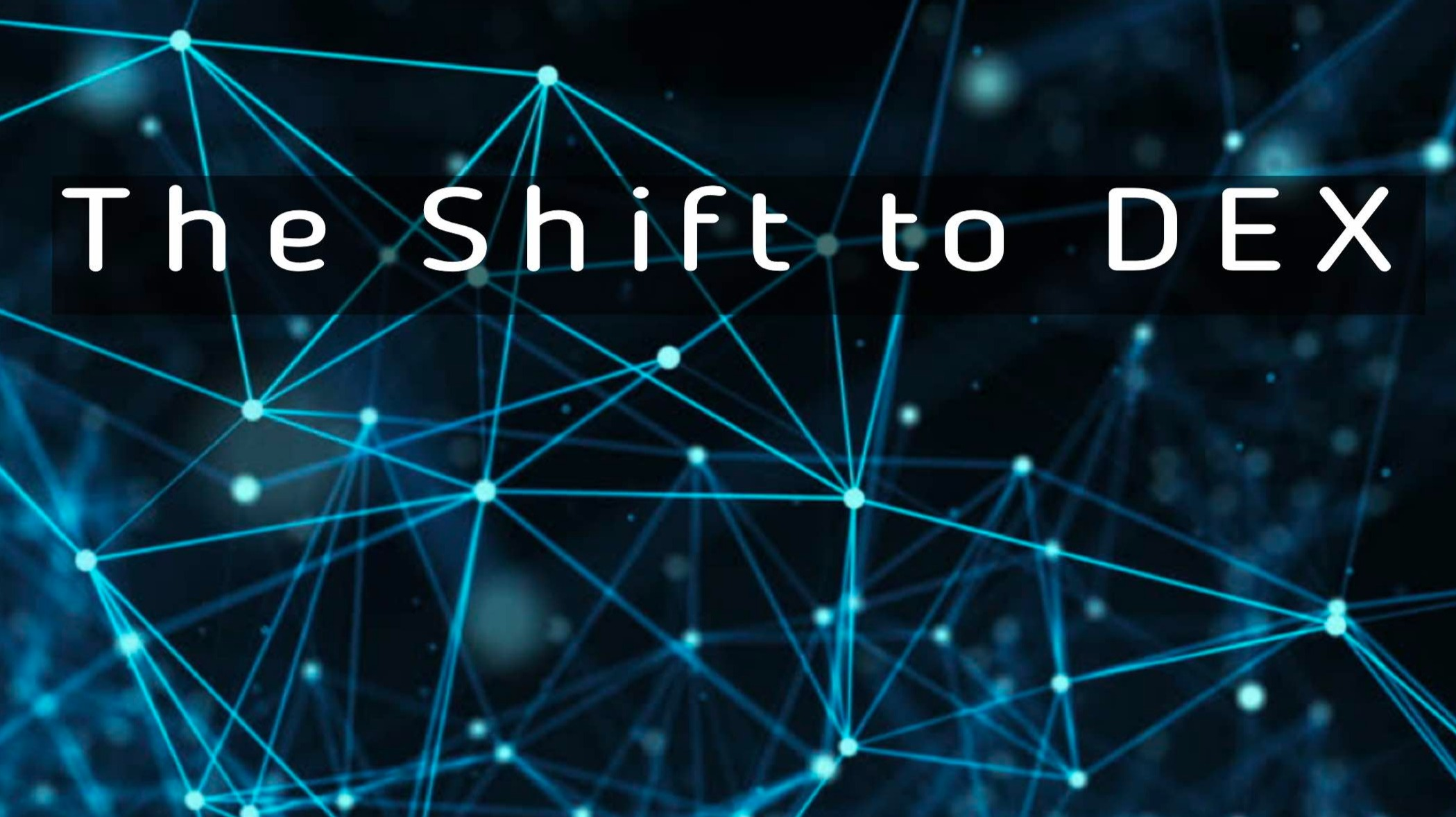 The Shift to DEX is just beginning, according to SaTT CEO