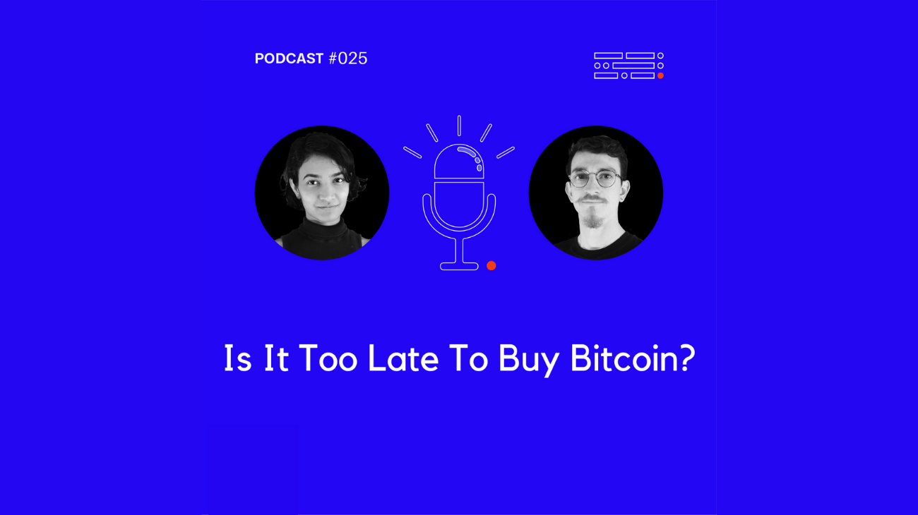 Is it Too Late to buy Bitcoin? - Go Full Crypto Podcast