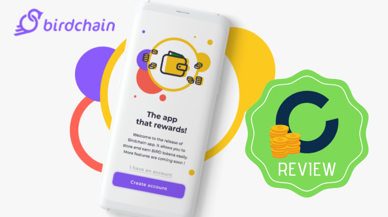 Bridchain - The app that rewards!