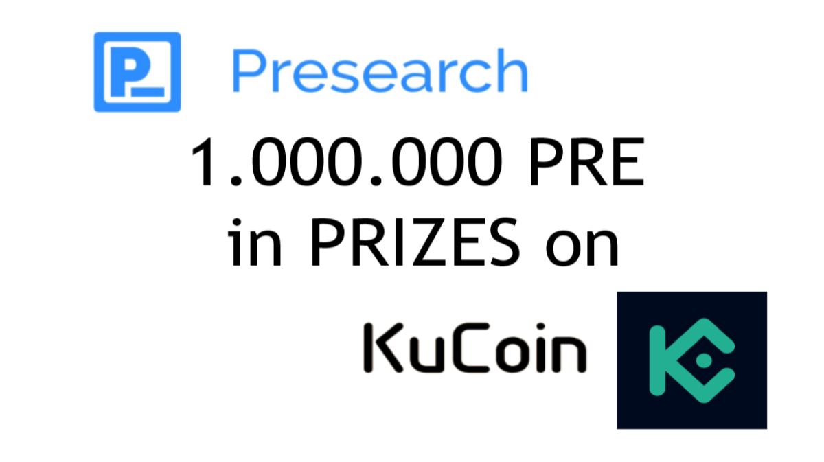 presearch and kucoin trade contest
