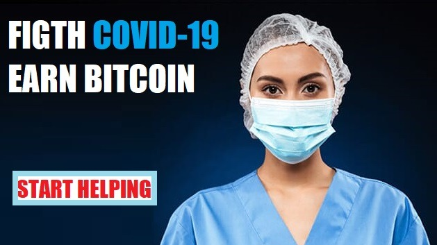 bitcoin cryptocurrency covid-19