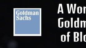 A World's Giant Investment bank; Goldman Sachs showing their ignorance of Blockchain and DEFI!!