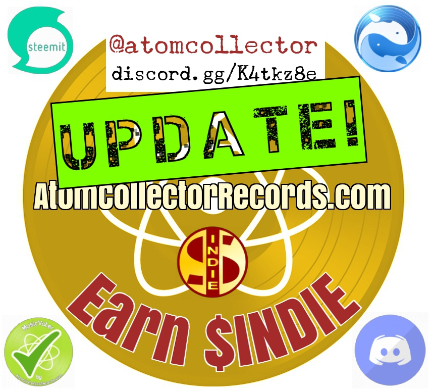 Friday Update For Atom Collector Records