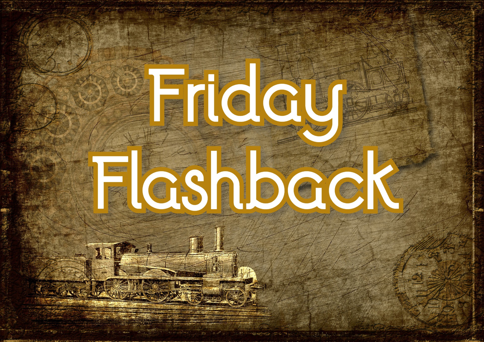 Friday Flashback logo