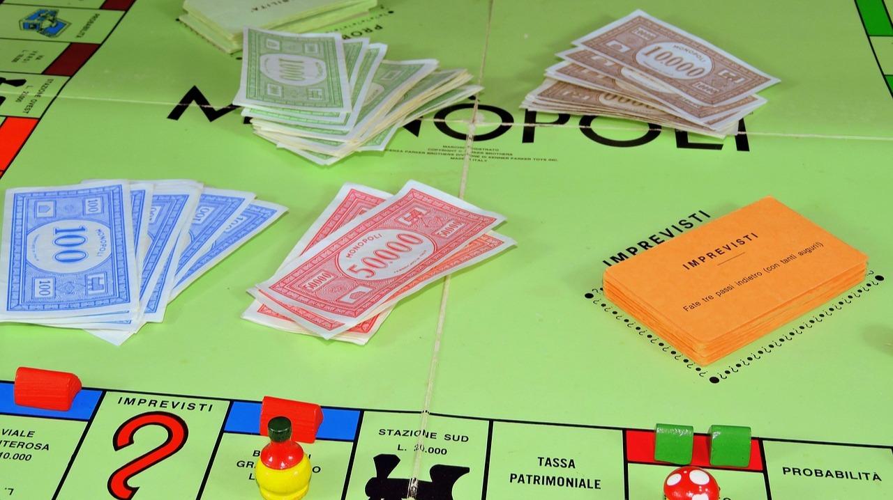 monopoly money cryptocurrency
