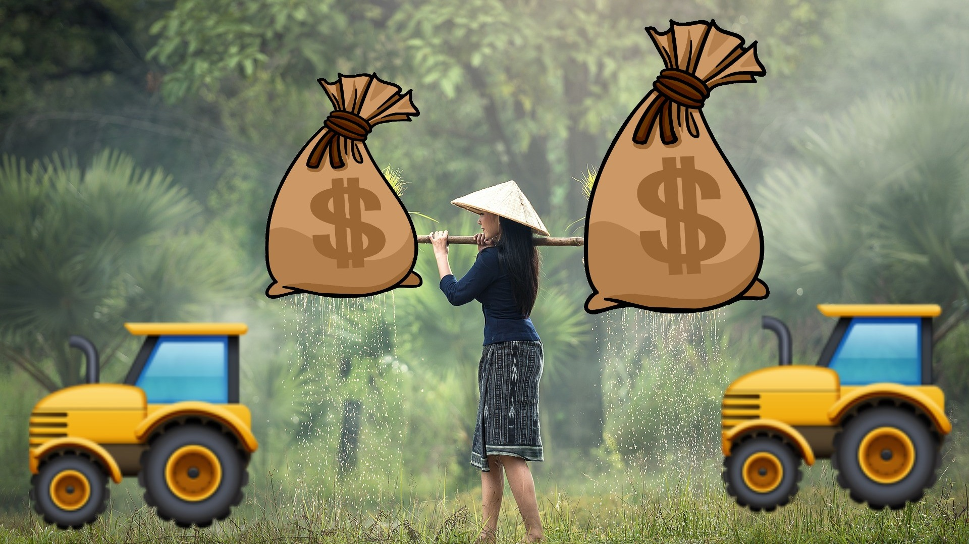 Multiply Your Earnings Massively With FARM #CropSpotter