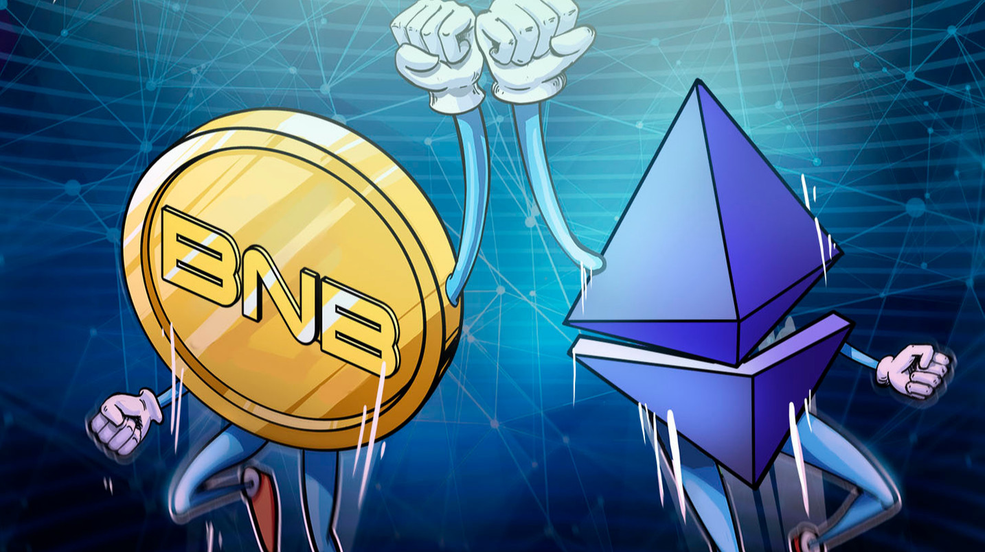 Will Binance based DeFi and Yield Farming overtake those based on Ethereum