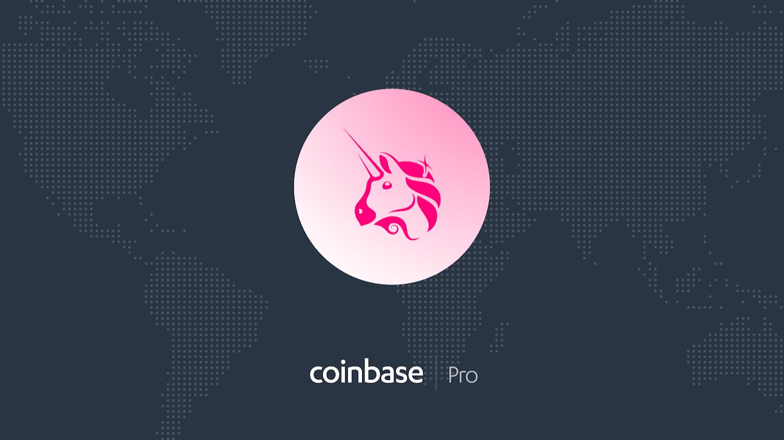 Uniswap Coinbase GFX