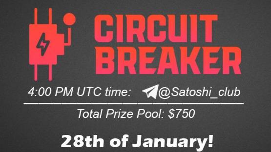 BTC Circuit Breaker x Satoshi CLUB AMA Session 28 Jan 2021