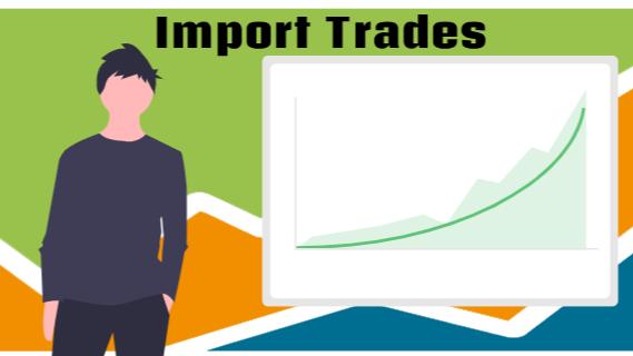 Import Trades in Portfolio Performance