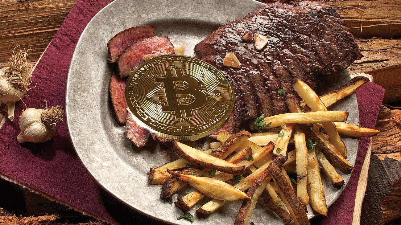 BTC on Steak