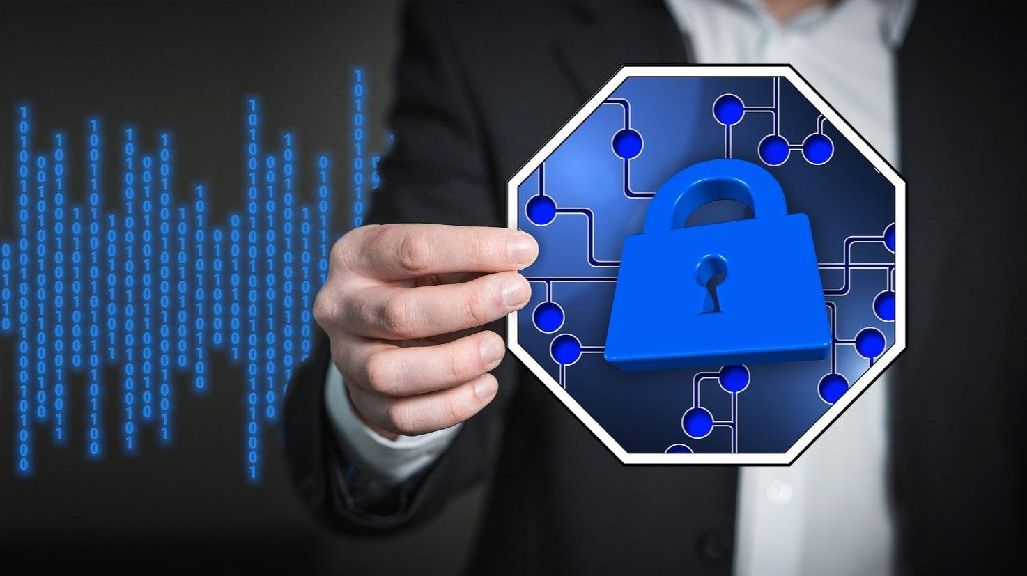 API key security
