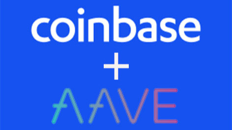 coinbase lists AAVE