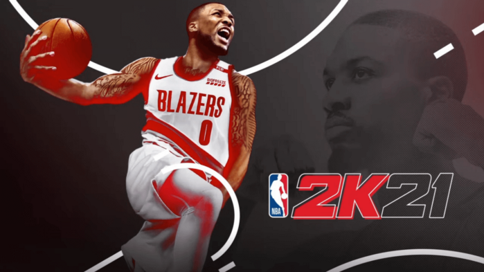 """Coverimage of the video game """"NBA 2K21"""""""