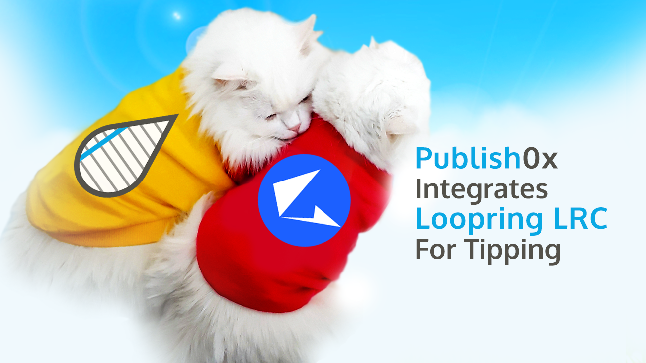 Loopring Publish0x