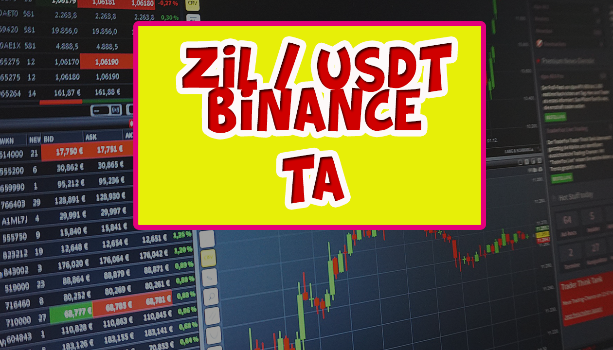 ZIL / USDT technical analysis [BINANCE]