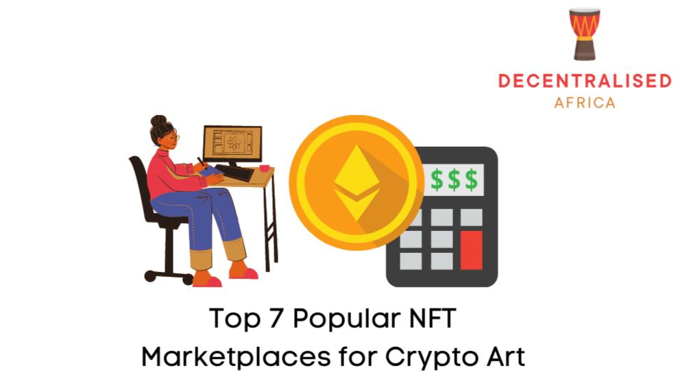 Popular NFT Marketplaces