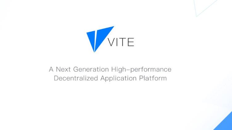 ViteX legit Decentralized business