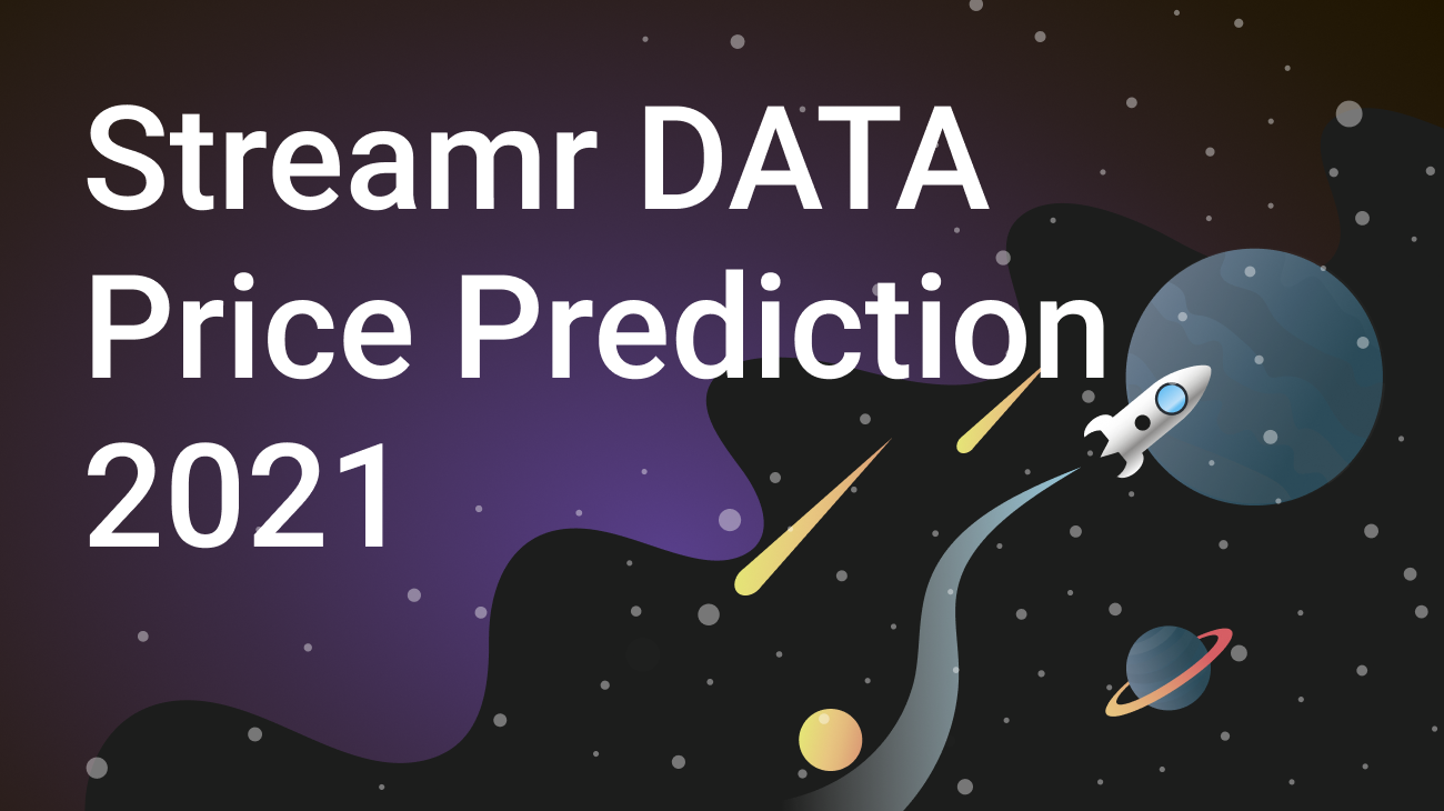 Streamr DATA Coin Price Prediction