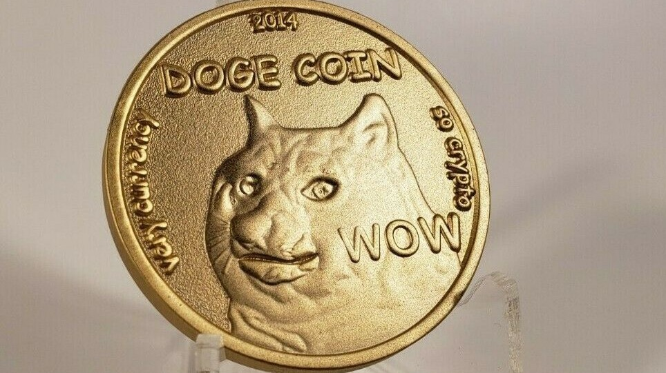 Physical Doge Coin