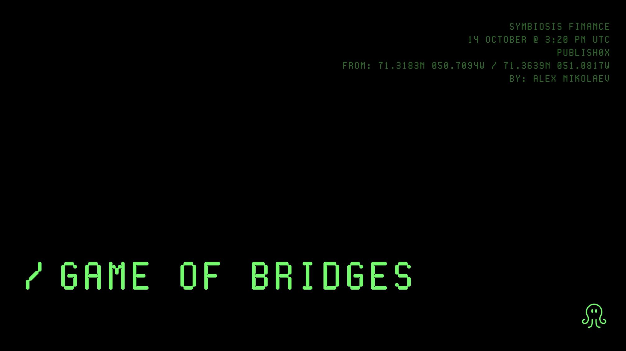 Game Of Bridges
