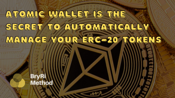 Atomic Wallet Is The Secret To Automatically Manage Your ERC-20 Tokens