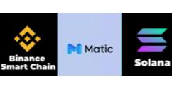 TVL Rankings & Some Considerations on Alternative DeFi: Matic, BSC and Solana