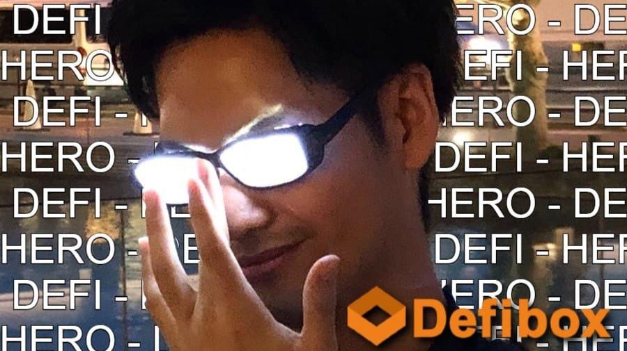 The DeFi Hero Defibox EOSIO EOS