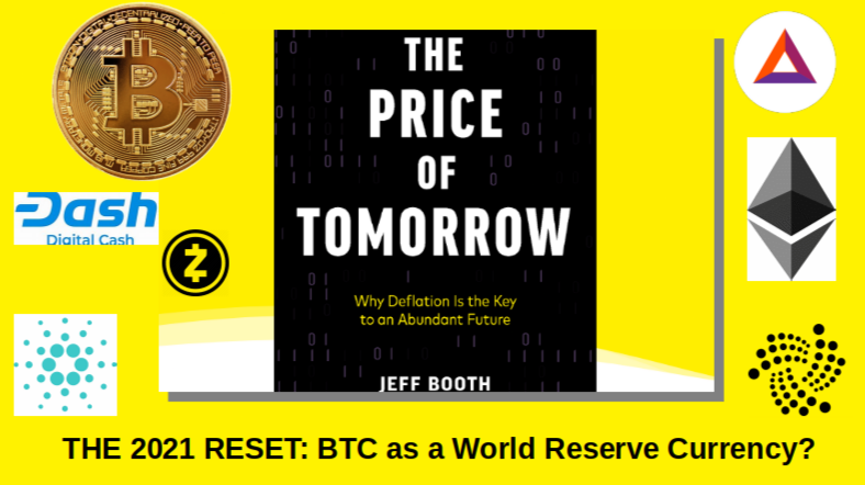 Bitcoin is likely on its way to World Currency Reserve Status, one way or another, by MID 2021?