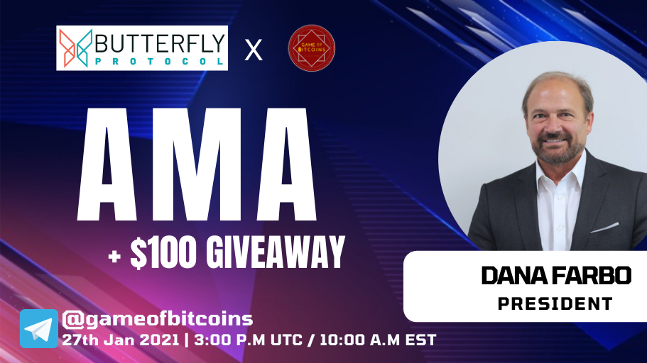 AMA Recap - Butterfly Protocol x Game of Bitcoins