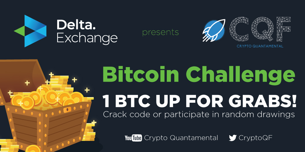 The 2019 CQF Bitcoin Code Cracking Challenge and Random Giveaway