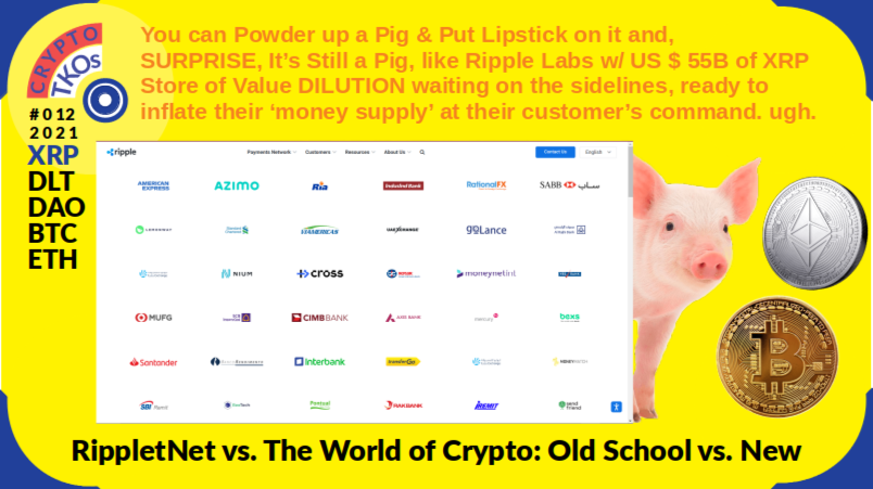 XRP- Pump it up and Dump it says Ripple Labs Private Bank Customers these past 14 days