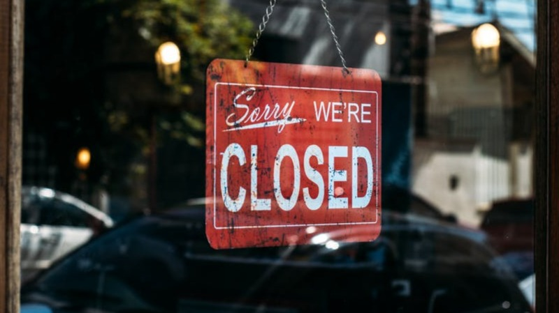 Sorry We're Closed, Come Back Later