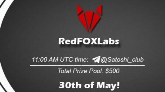 RedFOXLabs x Satoshi Club AMA Recap from 30th of May