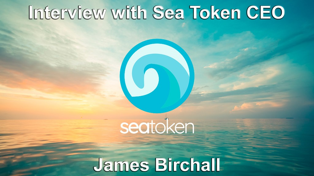 An Interview with the Founder of Sea Token: James Birchall