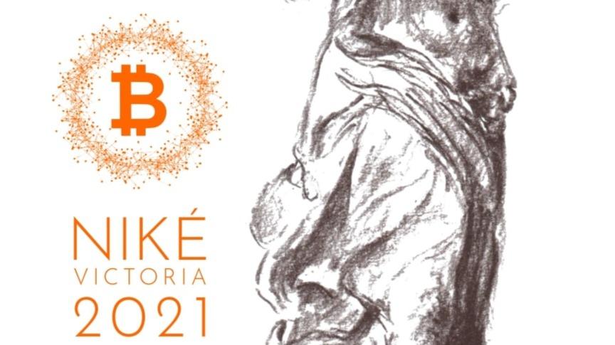 Niké - Bitcoin - Victoria 2021 Dibujos